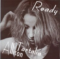 "Allison Tartalia's ""Ready"" CD"