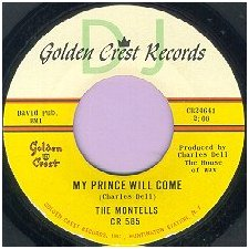The Montels - My Prince Will Come (1964)..click to hear the original