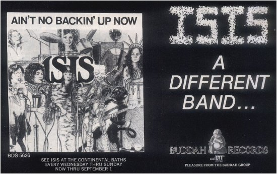 1975 Isis ad