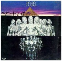 self-titled Isis debut, 1974