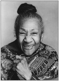 Alberta Hunter, later years