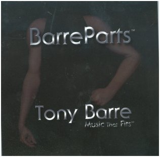 Tony Barre CD