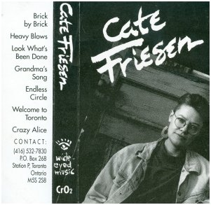 Cate Friesen tape