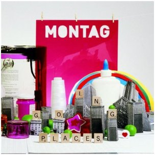 "Montag CD ""Going Places"""