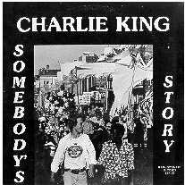 "Charlie King's LP ""Somebody's Story"""