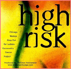 """High Risk"" CD"