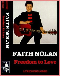 Faith Nolan - Freedom to Love