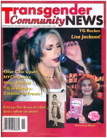 Lisa Jackson, cover girl