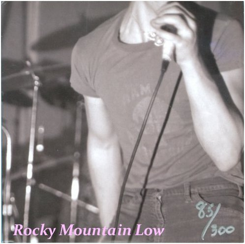 Rocky Mountain Low