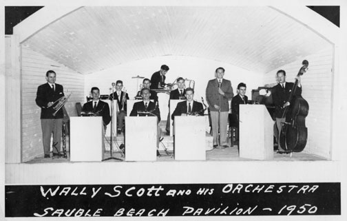 Wally Scott & His Orchestra