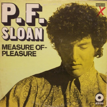 a PF Sloan LP and one as a member of the Fantastic Baggys