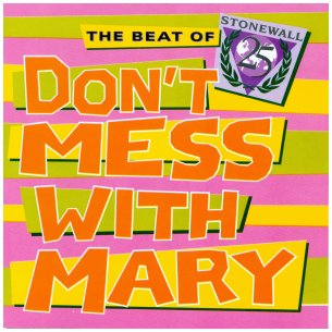 Dont Mess With Mary CD