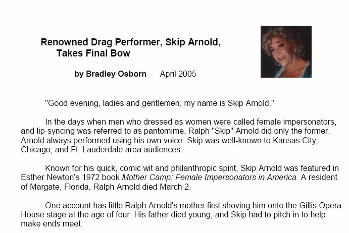 Bradley Osborn article